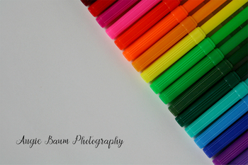 Stock Photo Markers 1