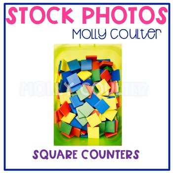 Stock Photo: Math Counters -Personal & Commercial Use