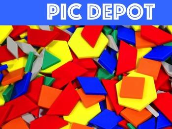 Stock Photo Pattern Blocks Picture