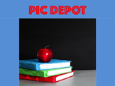 Back To School Stock Photo Apple And Books