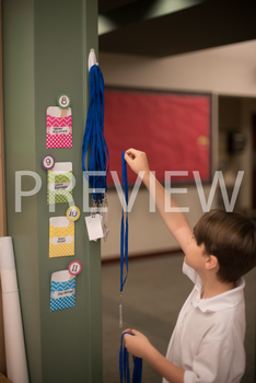 Stock Photo: Student Helping -Personal & Commercial Use