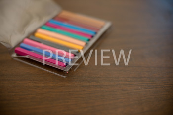 Stock Photo: Pastels (Art) -Personal & Commercial Use