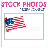 Stock Photo: American Flag-Personal & Commercial Use