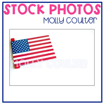 Stock Photo: American Flag #3-Personal & Commercial Use