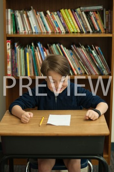 Stock Photo: Excited/Proud Student-Personal & Commercial Use