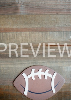 Stock Photo: Football BUNDLE-Personal & Commercial Use
