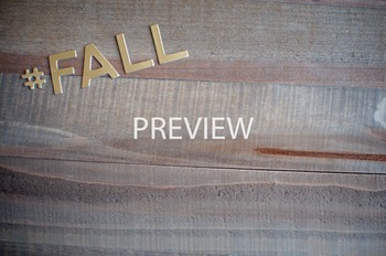 "Stock Photo Styled Image: ""#Fall"" Gold Letters -Personal &"