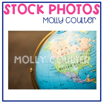 Stock Photo Styled Image: Globe #2 -Personal & Commercial Use