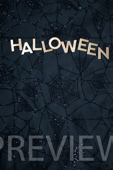 """Stock Photo: """"Halloween"""" #2 Words -Personal & Commercial Use"""