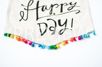 Stock Photo: Happy Day Banner #2 -Personal & Commercial Use