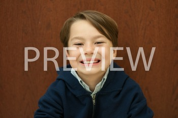 Stock Photo: Happy Student or Child #1 -Personal & Commercial Use
