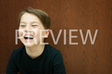 Stock Photo: Student Laughing -Personal & Commercial Use