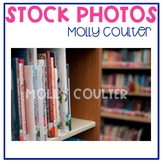 Stock Photo: Library Books #2 -Personal & Commercial Use