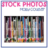 Stock Photo: Library Books #1 -Personal & Commercial Use