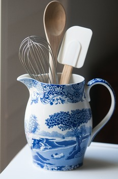 Stock Photo: Kitchen Utensil Holder/Pitcher #1 -Personal & Commercial Use
