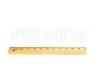 Stock Photo: Ruler #2 -Personal & Commercial Use