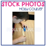 Stock Photo: Student Measuring -Personal & Commercial Use
