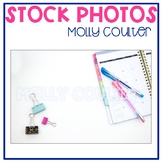 Stock Photo: Student/Teacher Planner #2 -Personal & Commer