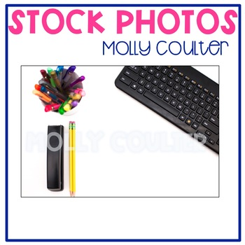 Stock Photo: Teacher Desk #4 -Personal & Commercial Use