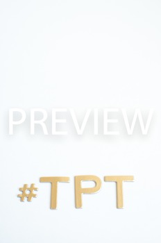 """Stock Photo: """"#TPT"""" #3 -Personal & Commercial Use"""