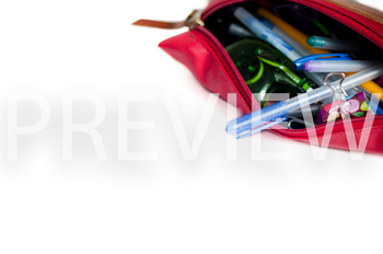 Stock Photo: Supply Bag -Personal & Commercial Use