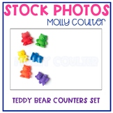 Stock Photo: Teddy Bear Counters -Personal & Commercial Use
