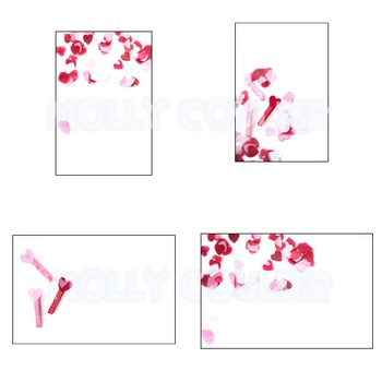 Stock Photo: Valentine Hearts- Personal & Commercial Use
