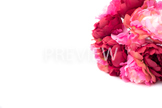 Stock Photo: Valentine's Bouquet of Flowers -Personal & Commercial Use