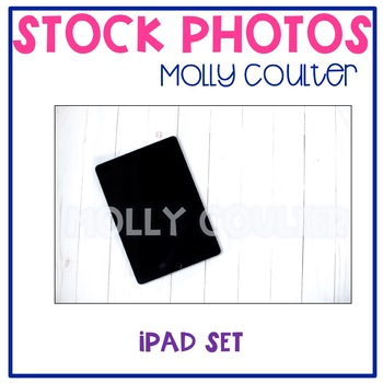 Stock Photo: iPads-Personal & Commercial Use