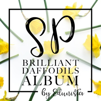 Stock Photography Membership Brilliant Daffodils Album by Edunista