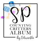 Stock Photography Membership Counting Critters Math Album