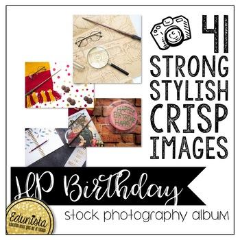 Stock Photography Membership HP Birthday Album by Edunista