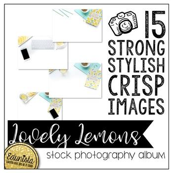 Stock Photography Membership Lovely Lemons Album by Edunista