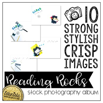 Stock Photography Membership Reading Rocks Album by Edunista