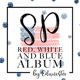 Stock Photography Membership Red, White, and Blue Album by Edunista