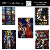 Stain Glass Window Photos - Personal or Commercial Use