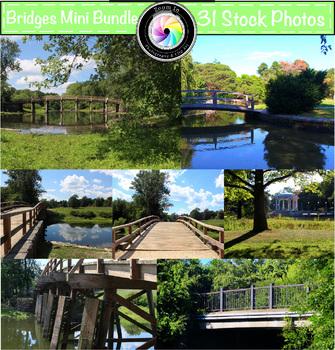 Stock Photos: Bridges Mini Bundle