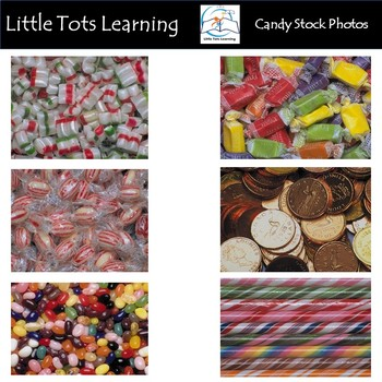 Candy Photos - Commercial Use - Pack 2