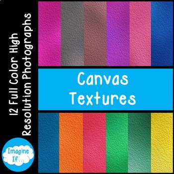 Stock Photos-Canvas Textures