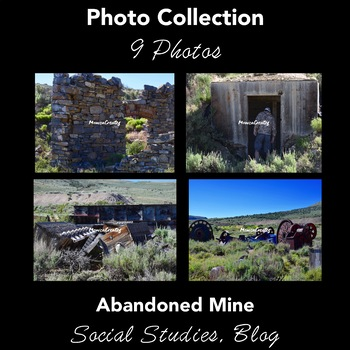 Stock Photos Collection - Abandoned Mine/Ghost Town