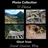 Stock Photos: Ghost Town - Tomboy Mine: Collection