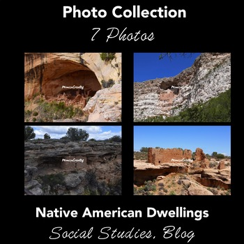 Stock Photos Collection - Native American Dwellings