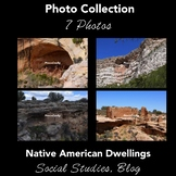 Stock Photos: Native American Dwellings -  Collection