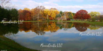 Stock Photos - Fall Reflections - Landscape View