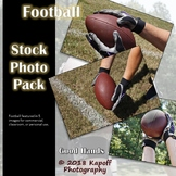 "Stock Photos - Football, ""Good Hands"""