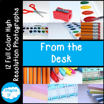 Stock Photos-From the Desk