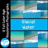 Stock Photos-Glacial Water