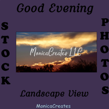 Stock Photos - Good Evening!