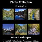 Stock Photos - Landscapes w/ Water