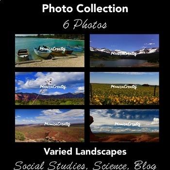 Stock Photos - Landscapes - Landscape View